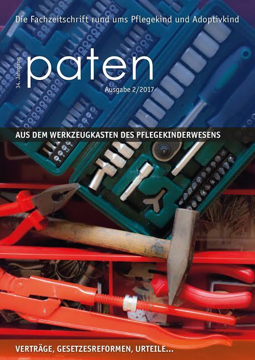 Editorial zum paten 4/2017