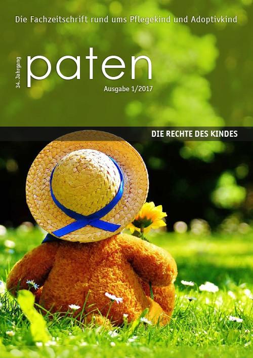 Editorial zum paten 1/2017