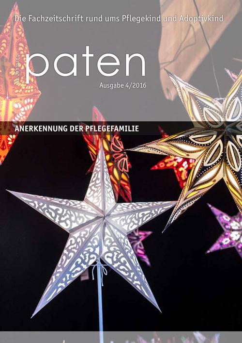 Editorial zum paten 4/2016