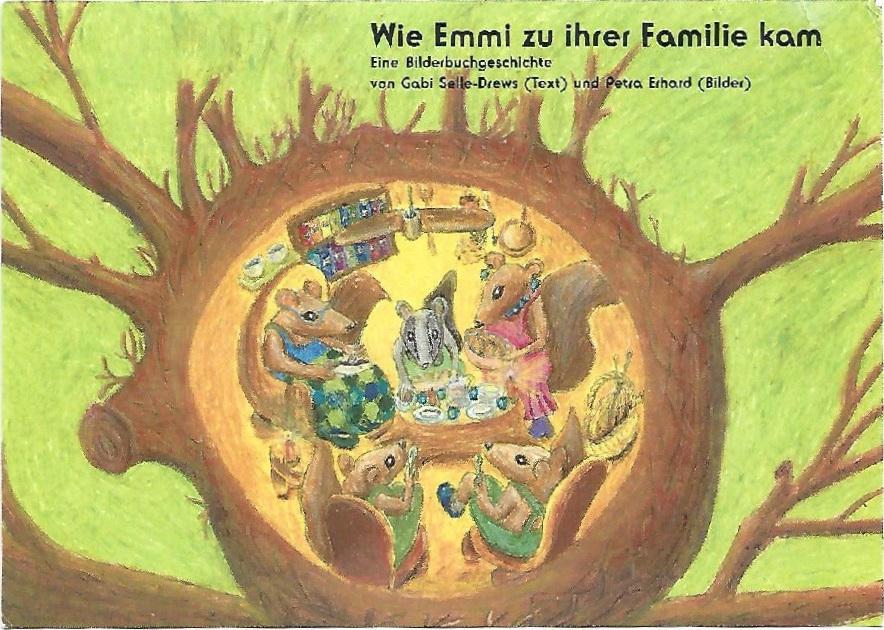 Wie Emmi zu ihrer Familie kam