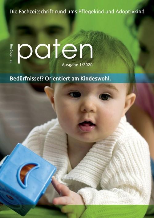 Paten 2020-01 Bedürfnisse!? Orientiert am Kindeswohl.